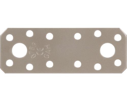 Raccord plat Duravis 96x35x2,5 mm beige perle 1 unité