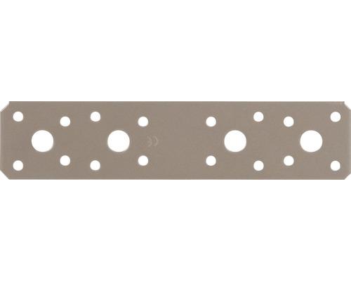 Raccord plat Duravis 180x55x2,5 mm beige perle 1 unité