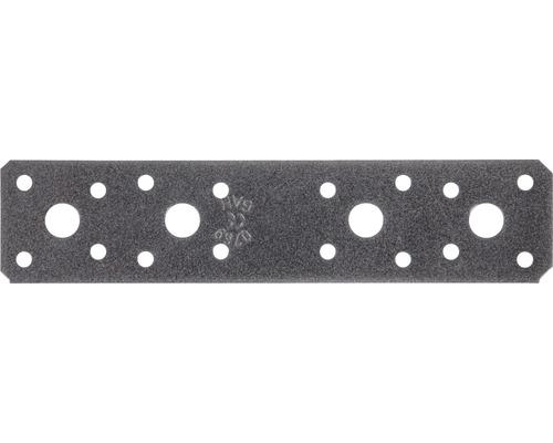 Raccord plat Duravis 180x55x2,5 mm diamant noir 1 unité