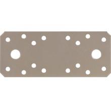 Raccord plat Duravis 133x55x2,5 mm beige perle 1 unité-thumb-0