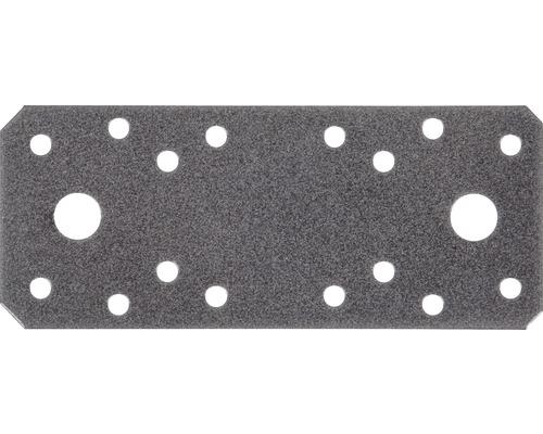 Raccord plat Duravis 133x55x2,5 mm diamant noir 1 unité
