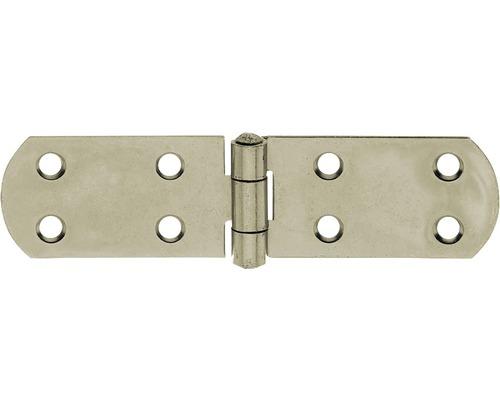 Charnière pour caisse Duravis 195x35x2 mm beige perle 1 unité