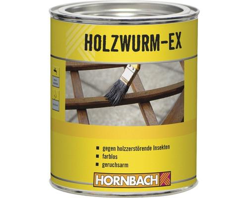 Produit de protection contre les vers du bois Holzwurm-Ex 750ml