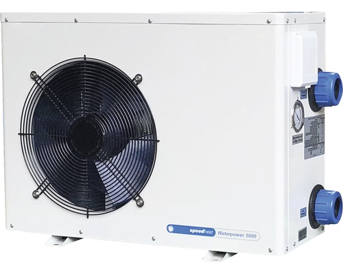 Chauffage de piscine pompe à chaleur air Steinbach 5000 5,0 kW puissance de chauffage allant jusqu''à 30m³