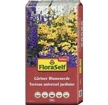 Gärtnerblumenerde FloraSelf Select, 70 L-thumb-1