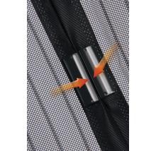 Moustiquaire EASYmaxx Magic clic rideau aimant sans perçage noir 90x210 cm-thumb-5