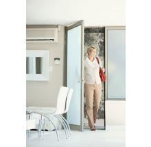 Moustiquaire EASYmaxx Magic clic rideau aimant sans perçage noir 90x210 cm-thumb-3