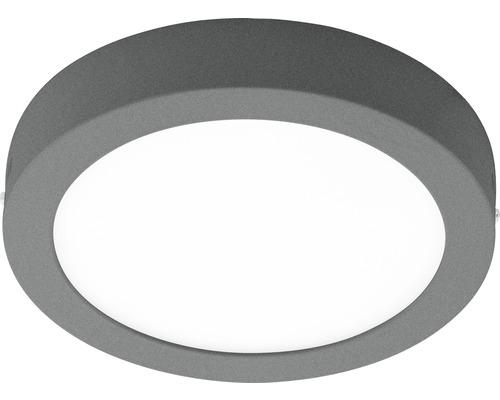 Applique extérieure LED 16,5W 1600 lm 3 000 K blanc chaud Argolis anthracite/blanc Ø 225 mm IP44