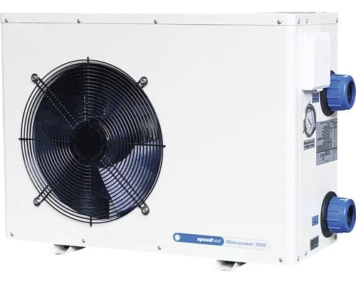 Chauffage de piscine pompe à chaleur air Steinbach 8500 8,5 kW puissance de chauffage allant jusqu''à 55m³