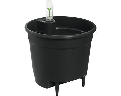Système d''auto-arrosage Elho Ø24cm noir-0