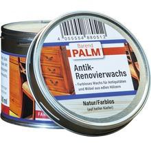 Cire de rénovation antique cire d''abeilles Barend Palm incolore naturel 500ml-thumb-0