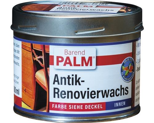 Cire de rénovation antique cire d''abeilles Barend Palm blanc marron clair 500ml-0