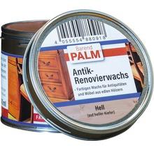 Cire de rénovation antique cire d''abeilles Barend Palm blanc marron clair 500ml-thumb-1