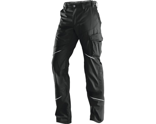 Pantalon pour femme Kübler Activiq, noir, taille 34