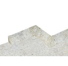 Kit d'accessoires pour profilé de raccordement mural 23 Oldstone 4pièces-thumb-2