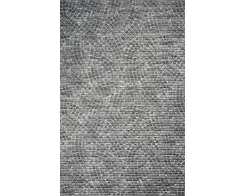 Tapis antidérapant en mousse souple Mosaic Grey 65 cm de large (au mètre)