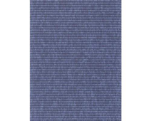 Tapis antidérapant en mousse souple Lagoon blue 130 cm de large (au mètre)