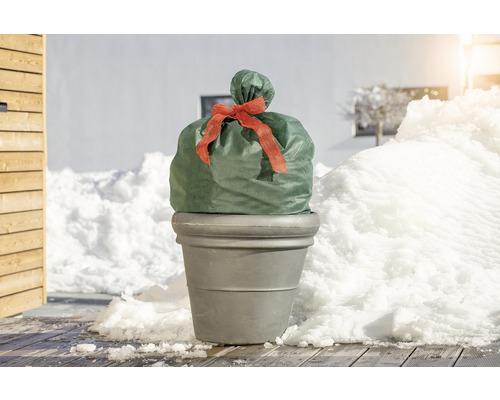 Intissé hivernal décoratif FloraSelf 10x1,6 m 30g/m² vert