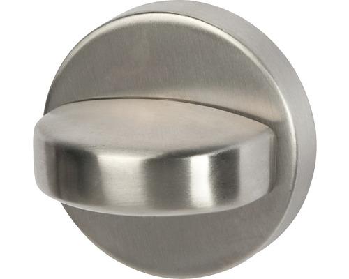 Rosace WC Ø 52mm acier inoxydable