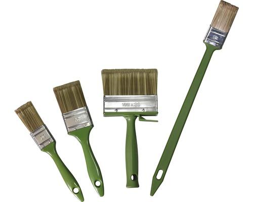 Kit de pinceau à peinture Strip 4 pièces