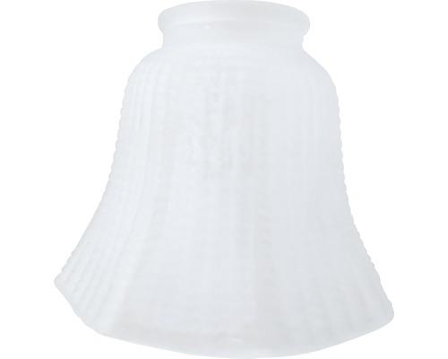 Verre de rechange blanc pour ventilateur de plafond Madeira Bissorte
