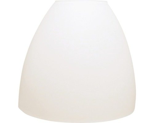 Verre de rechange blanc pour ventilateur de plafond Madeira 6592543