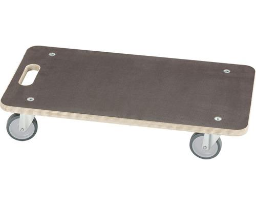 Chariot de transport en bois sérigraphié 575x290mm