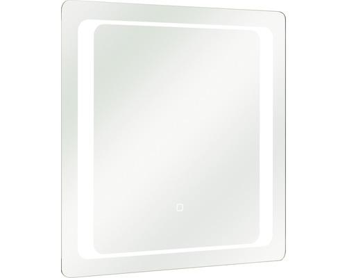 LED Badspiegel pelipal Filo Rustico 70x70 cm IP44
