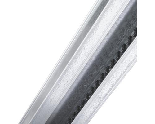 Rail de guidage FS10L pour Pro Matic3 3980x85x45 mm gris metallique