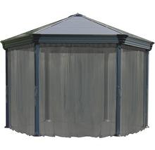 Jeu de moustiquaire Palram – Canopia Pavillon Roma-thumb-1