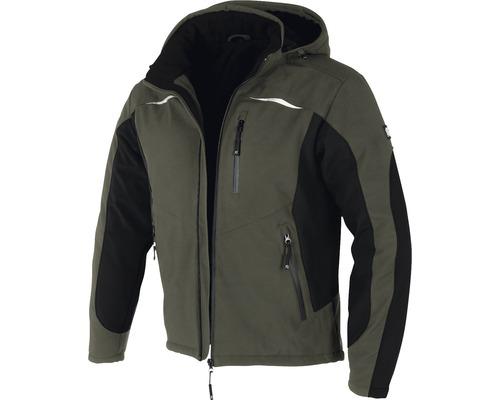 Veste d'hiver Softshell Hammer Workwear olive taille XXXL