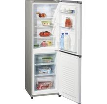 Réfrigérateur-congélateur PKM KG 162.4A+ argent lxhxp 47.4 x 149.6 x 49 cm compartiment de réfrigération 99 l compartiment de congélation 54 l-thumb-2