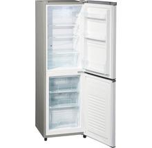 Réfrigérateur-congélateur PKM KG 162.4A+ argent lxhxp 47.4 x 149.6 x 49 cm compartiment de réfrigération 99 l compartiment de congélation 54 l-thumb-3