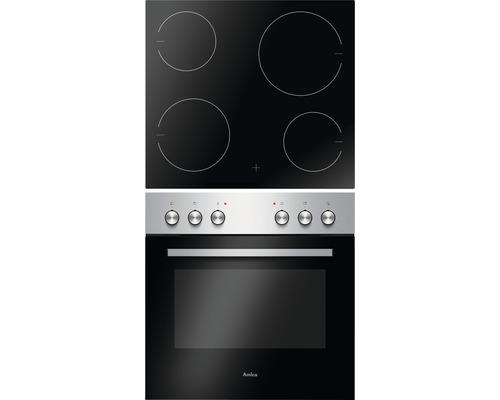Ensemble cuisinière Amica Fine Design EHC 933 041 E