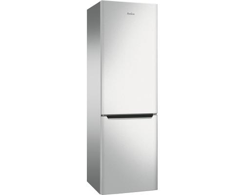 Réfrigérateur-congélateur Amica KGC 15494 E lxhxp 54.5 x 180 x 59 cm compartiment de réfrigération 180 l compartiment de congélation 70 l