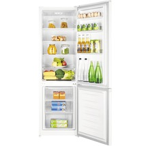 Réfrigérateur-congélateur Wolkenstein KGK 180 A++ lxhxp 55.4 x 180 x 55.8 cm compartiment de réfrigération 198 l compartiment de congélation 71 l-thumb-2