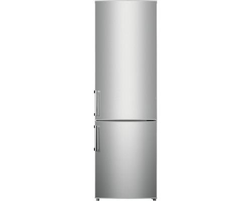 Réfrigérateur-congélateur Wolkenstein KGK 280 A+++ lxhxp 55.4 x 180 x 55.8 cm compartiment de réfrigération 198 l compartiment de congélation 71 l-0