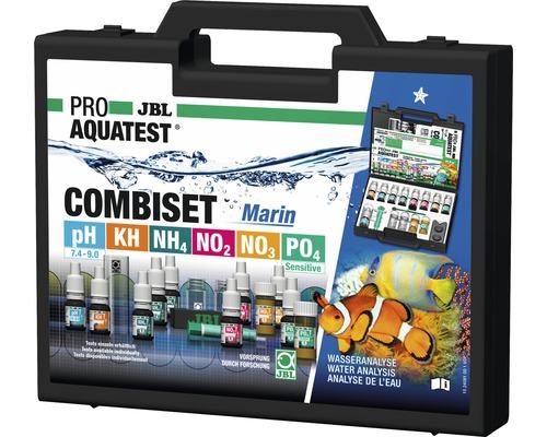 Mallette de test d''eau JBL ProAquaTest Combi Set Marin
