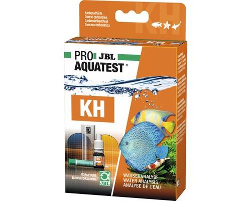 Test rapide JBL ProAquaTest KH dureté carbonate
