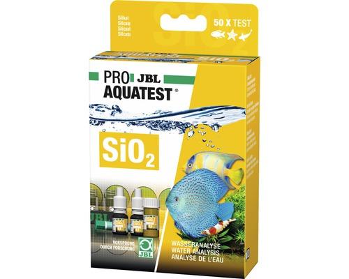 Test rapide JBL ProAquaTest SiO2 silicates