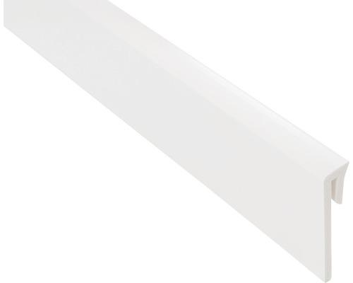Plinthe blanc 14x60x2500mm