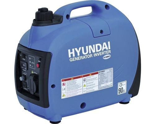 Groupe électrogène Hyundai Inverter Generator HY1000Si D-0