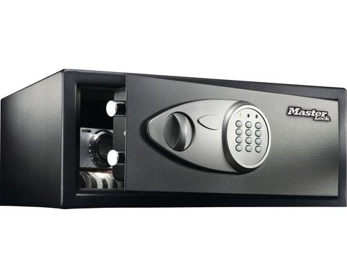 Coffre-fort à poser Master Lock X075ML noir avec serrure électronique