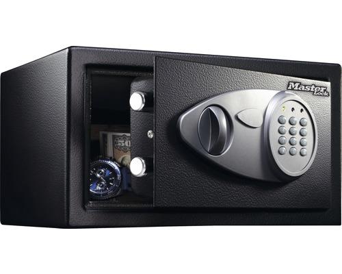 Coffre-fort à poser Master Lock X041ML noir avec serrure électronique