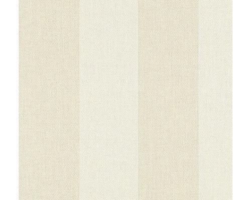 Papier peint intissé 424102 Poetry rayures blanc cassé