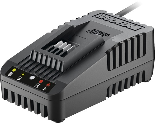 Chargeur rapide WORX 20 V