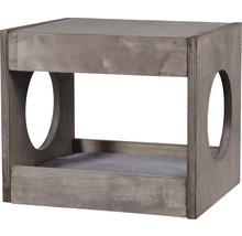Katzenmöbel-Set 3-teilig inkl. Katzenhöhle, Katzenleiter, Katzenbett-thumb-1