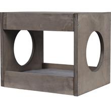 Katzenmöbel-Set 3-teilig inkl. Katzenhöhle, Katzenleiter, Katzenbett-thumb-2