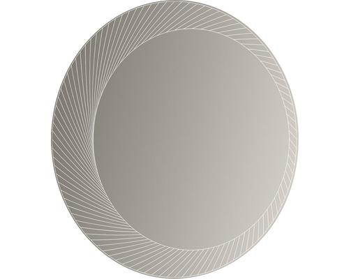 LED Badspiegel Tessin 80 cm 45053 IP 44 (fremdkörper- und spritzwassergeschützt)