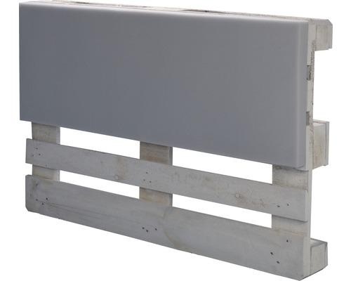 Coussin de dossier pour palettes en mousse Softpur 120x40x5 cm